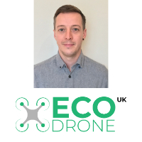 Arron Watson at The Commercial UAV Show