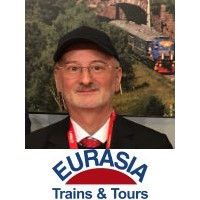 Helmut Mochel, General Manager, Eurasia Trains & Tours