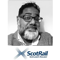 Riz Wahid | Head of Retail | ScotRail » speaking at World Rail Festival