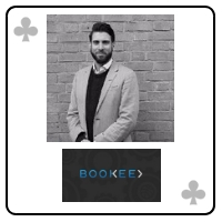 Adam Wilson | CEO | Bookee » speaking at WGES