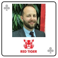 Gavin Hamilton, CEO, Red Tiger Gaming