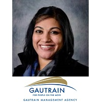 Chelina Bodhie | Senior Manager: DHEQ | Gautrain Management Agency » speaking at Rail Live