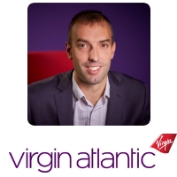 David Geer, Senior Vice President Revenue Management, Digital And Distribution, Virgin Atlantic