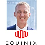 Keith Shaw, Vice President Business Development Emea, EQUINIX