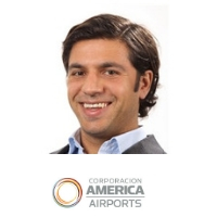 Ricardo Cerri | Chief Technology Officer | Corporacion America Uruguay » speaking at Aviation Festival