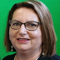 Lesley Wood, Digital Resources Manager/Steam, St John's Catholic Primary School Frankston East