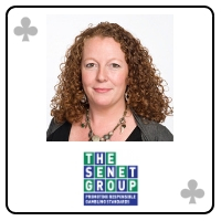 Sarah Hanratty | Chief Executive Officer | Senet Group » speaking at WGES