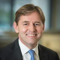 Huibert Vigeveno, Executive Vice President Global Commercial, Royal Dutch Shell