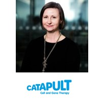 Jacqueline Barry, Chief Clinical Officer, Cell and Gene Therapy Catapult