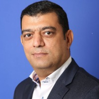 Khaled Adawi | Vice President | Elite Brands » speaking at Seamless Payments Middle