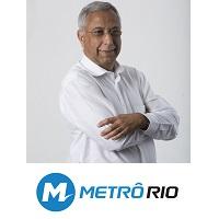 Joubert Fortes Flores Filho | Engineering Director | MetroRio » speaking at Rail Live