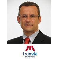 Andrés Muñoz De Dios | Managing Director | Metropolitano de Tenerife » speaking at Rail Live