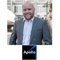 Adam Stead | Chief Executive Officer | Apollo Rail » speaking at Rail Live