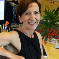 Louise Barnott-Clement, Principal, Ambarvale High School