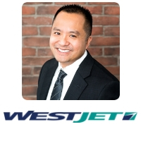Alfredo Tan | Chief Digital & Innovation Officer | Westjet » speaking at Aviation Festival