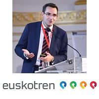 Jorge Escoin | Chief Technology Officer | Euskotrenbideak Ferrocarriles Vascos » speaking at Rail Live
