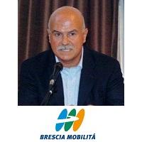 Carlo Scarpa | President | Brescia Mobilita » speaking at Rail Live
