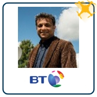 Ayan Ghosh | Collaborative Trials Principal At Converged Network Research Lab | BT » speaking at UAV Show