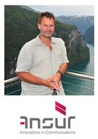 Harald Skinnemoen at The Commercial UAV Show