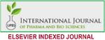 International Journal of Pharma and Bio Sciences at World Biosimilar Congress