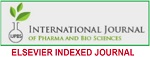 International Journal of Pharma and Bio Sciences at HPAPI World Congress