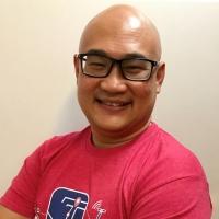 Colm Lim Fun Wang at MOVE 2019