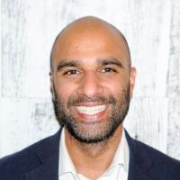 Kamran Saddique at MOVE 2019