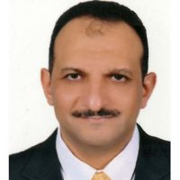 Khaled Abbas Sayed at Middle East Rail 2019