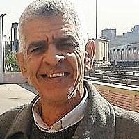 Tarek Alsayed at Middle East Rail 2019