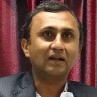 Mr Gaurav Agarwal at Asia Pacific Rail 2019