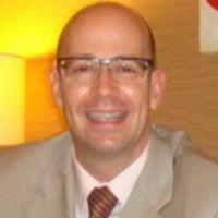 Luis Ignacio Callen at Middle East Rail 2019
