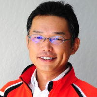 Hiroshi Saijou at Middle East Rail 2019