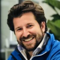 Patrick Studener at Middle East Rail 2019