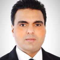 Nadeem Shakir at Middle East Rail 2019