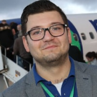 Vanja Mlaco | Coach of Digital Team | Transavia Airlines » speaking at Smart Mobility