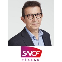 Jean-Jacques Thomas, Chief Innovation Officer, SNCF Réseau