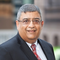 Harish Dave | Chief Medical Officer | AUM Biosciences » speaking at Phar-East