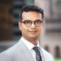 Vishal Doshi, CEO, AUM Biosciences