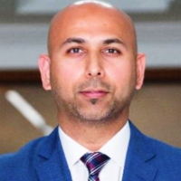 Shafique Ibrahim at Seamless Middle East 2019