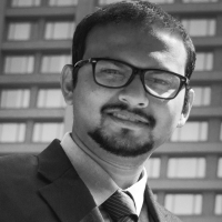 Prajit Datta at Seamless Middle East 2019