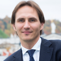 Marius Jurgilas | Member Of The Board | Bank of Lithuania » speaking at Seamless Middle East