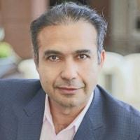 Eli Jawad Ansari at Seamless Middle East 2019