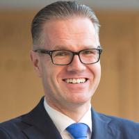 Bernd Van Linder at Seamless Middle East 2019