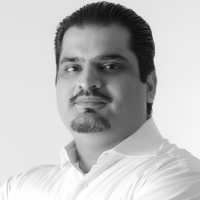 Faisal Khan at Seamless Middle East 2019