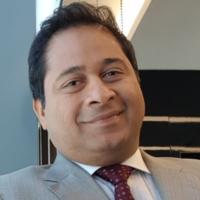 Ananth Srivatsa at Seamless Middle East 2019