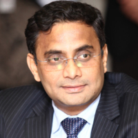 Sridhar Iyer at Seamless Middle East 2019