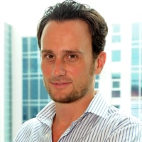 Michael Truschler at Seamless Middle East 2019