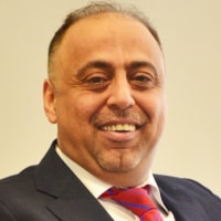 Izzidin Abusalameh at Seamless Middle East 2019