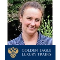 Marina Linke, COO & Co-Founder, Golden Eagle Luxury Trains Ltd.