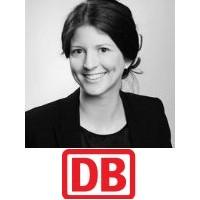 Agnes Bernot | Head Of Digital Operations | Deutsche Bahn AG » speaking at World Rail Festival